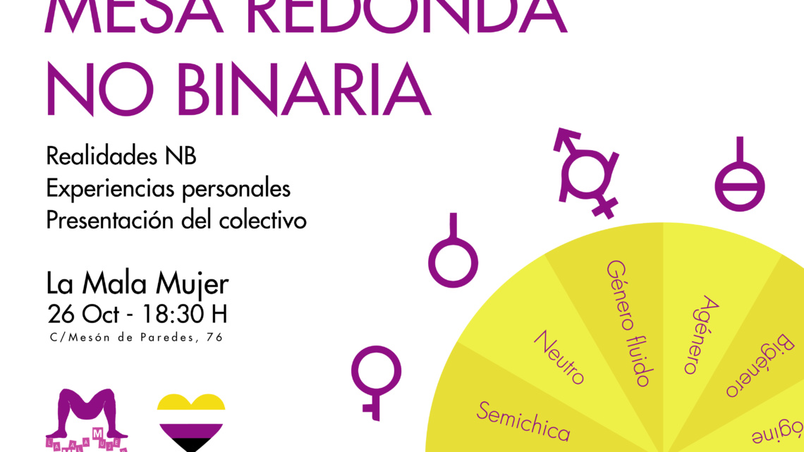 Mesa Redonda No binaria